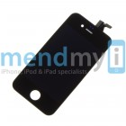 iPhone 4 Front LCD + Glass Digitizer (Black)