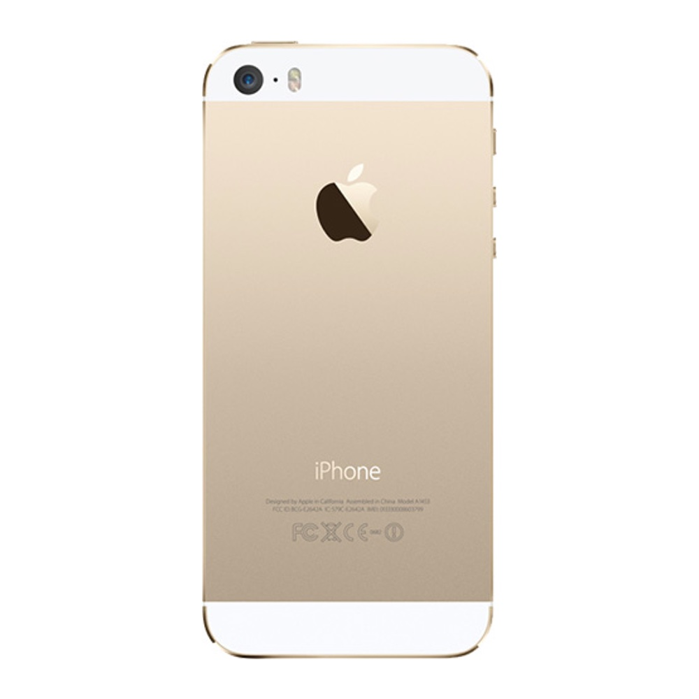 iphone 5s 32gb gold unlocked grade a excellent condition. Black Bedroom Furniture Sets. Home Design Ideas