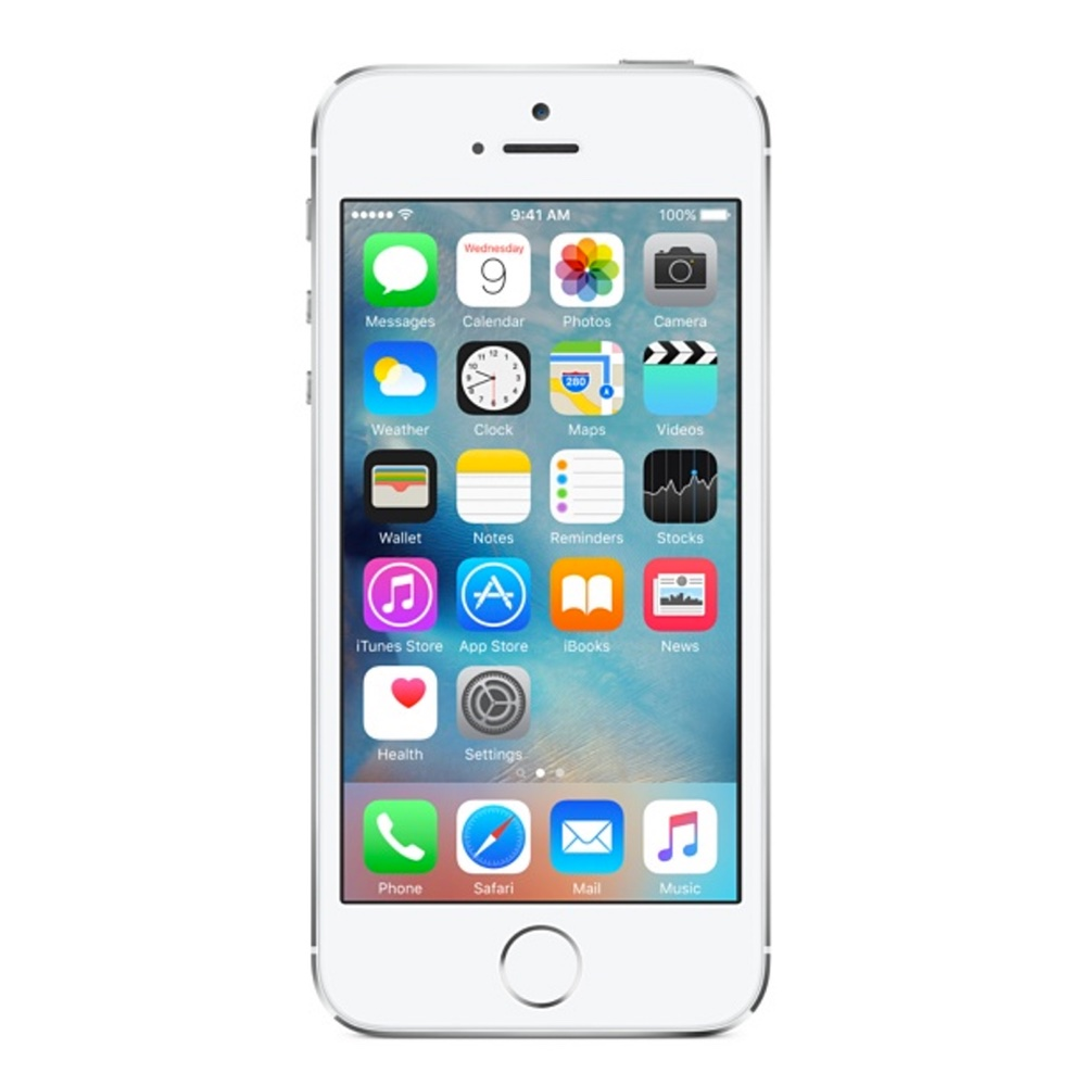 iphone 5s 32gb silver unlocked grade a excellent condition. Black Bedroom Furniture Sets. Home Design Ideas