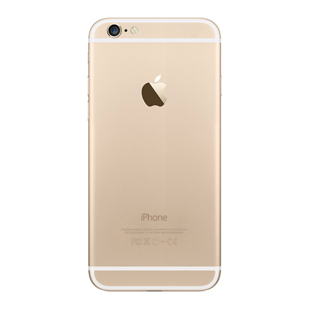 iphone 6 plus 64gb gold unlocked grade a excellent condition device no contract refurbished. Black Bedroom Furniture Sets. Home Design Ideas